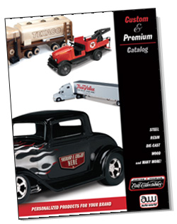 Download our Ertl Collectibles® catalog!