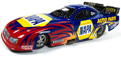Ron Capps, NHRA™ Dodge Charger Funny Car