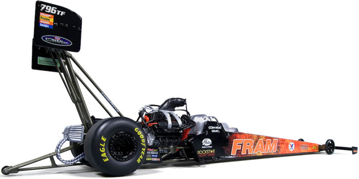 FRAM-Cory McClenathan, NHRA™ Top Fuel Dragster
