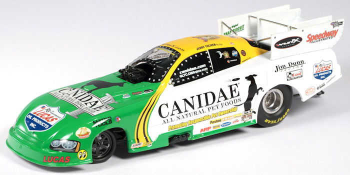 CANIDAE-Jerry Toliver, NHRA™ Funny Car