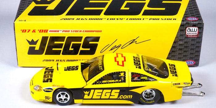 JEGS-NHRA™ Chevy Cobalt Pro Stock