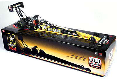 Tony Schumacher, NHRA™ Top Fuel Dragster for 2008