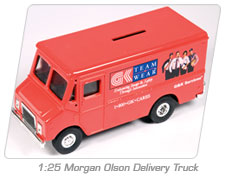 1:25 Morgan Olson Delivery Truck
