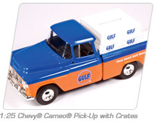 1:25 Chevy® Cameo® Pick-Up with Crates