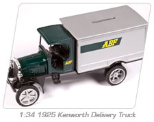 1:34 1925 Kenworth Delivery Truck